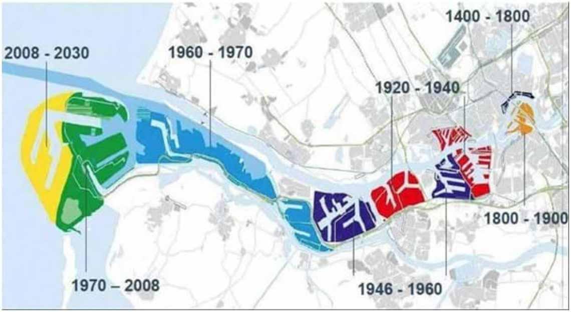 Đô thị đặc thù - Tiến biển bằng đô thị: Một số loại hình đô thị biển hiện nay -5