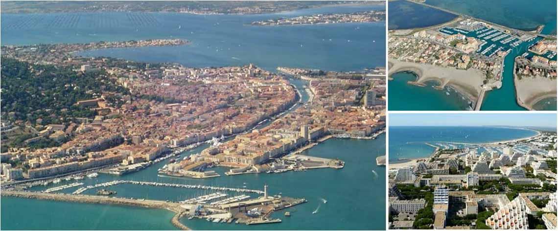 Đô thị đặc thù - Tiến biển bằng đô thị: Một số loại hình đô thị biển hiện nay -15