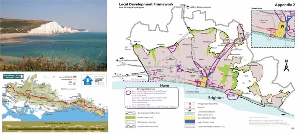 Đô thị đặc thù - Tiến biển bằng đô thị: Một số loại hình đô thị biển hiện nay -16