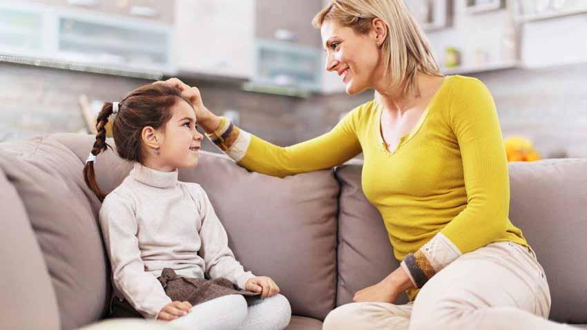 Khi trẻ thích đặt câu hỏi với cha mẹ -2