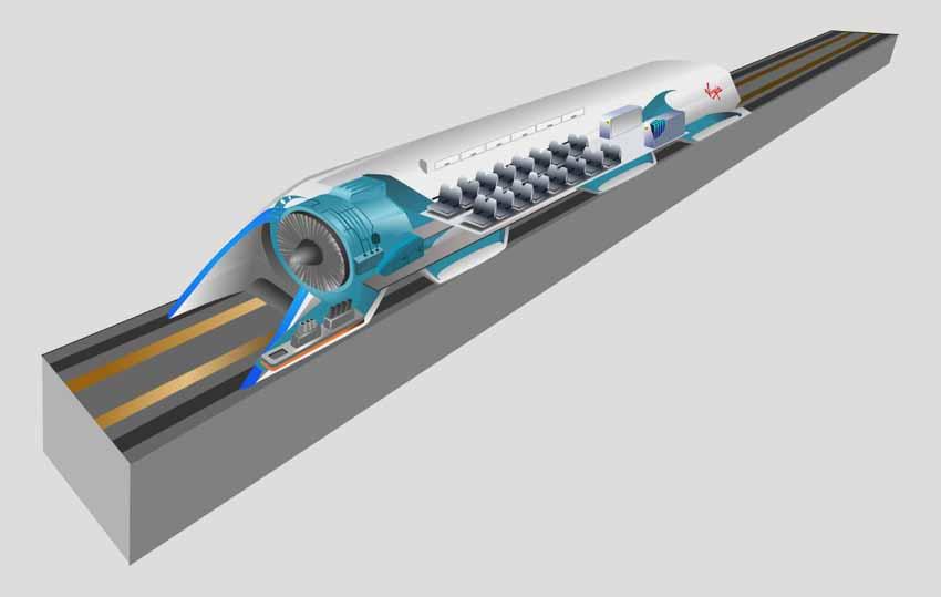 Elon Musk và giấc mộng hyperloop bấp bênh -3