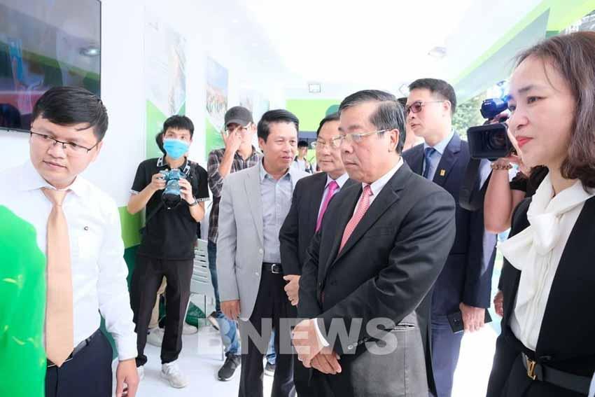 Vietcombank đón hơn 500 khách hàng đăng ký dịch vụ tại 'Sóng Festival' -2