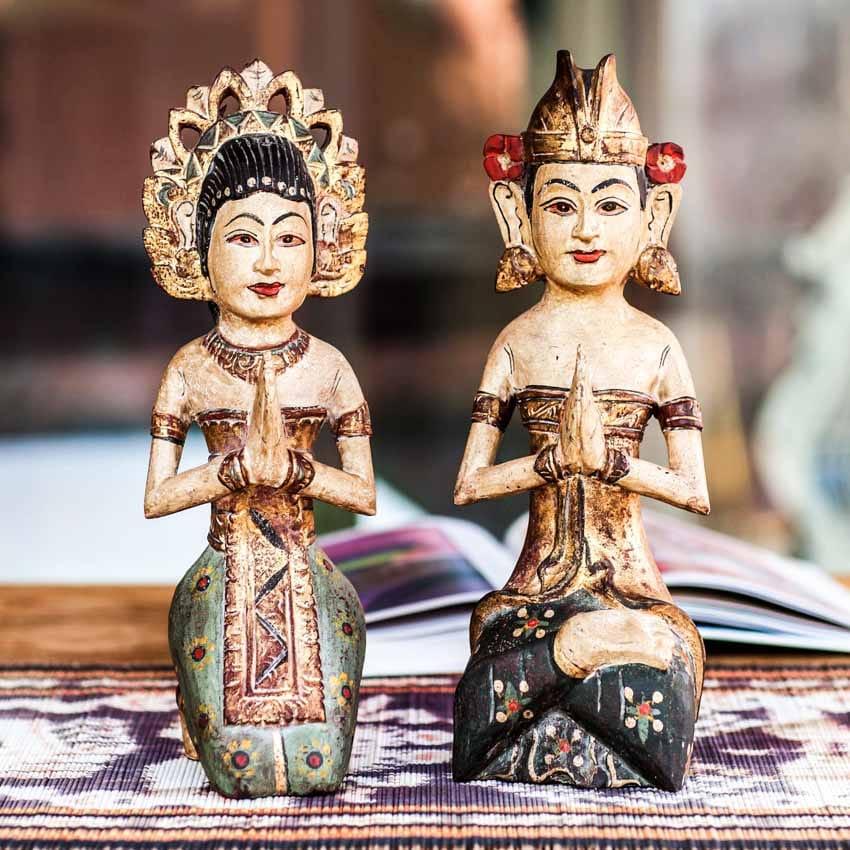 Loro Blonyo - Nghêå phẩm truyền thống của miền trung Java, Indonesia -1