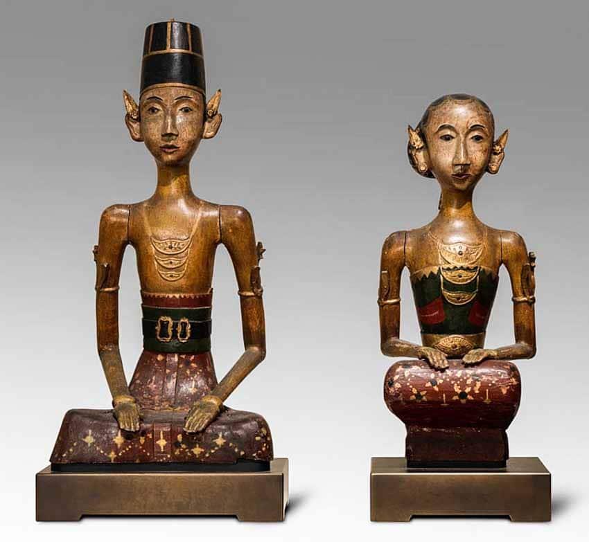 Loro Blonyo - Nghêå phẩm truyền thống của miền trung Java, Indonesia -4