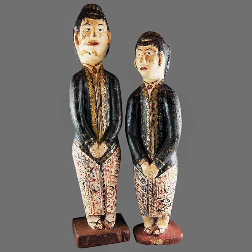 Loro Blonyo - Nghêå phẩm truyền thống của miền trung Java, Indonesia -5
