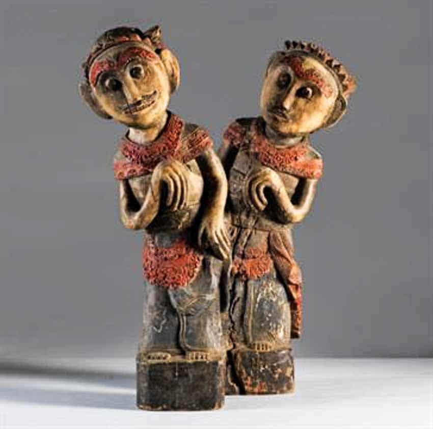 Loro Blonyo - Nghêå phẩm truyền thống của miền trung Java, Indonesia -6