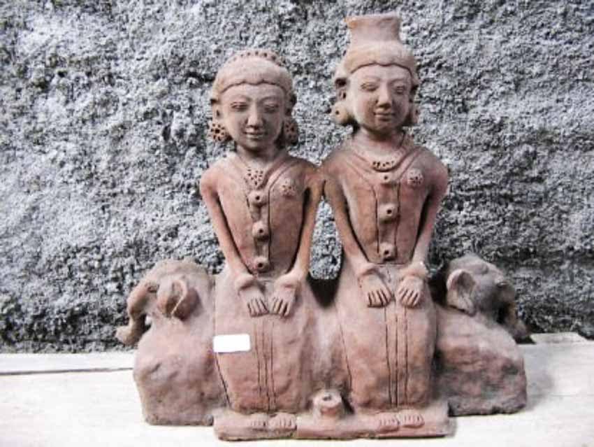 Loro Blonyo - Nghêå phẩm truyền thống của miền trung Java, Indonesia -8