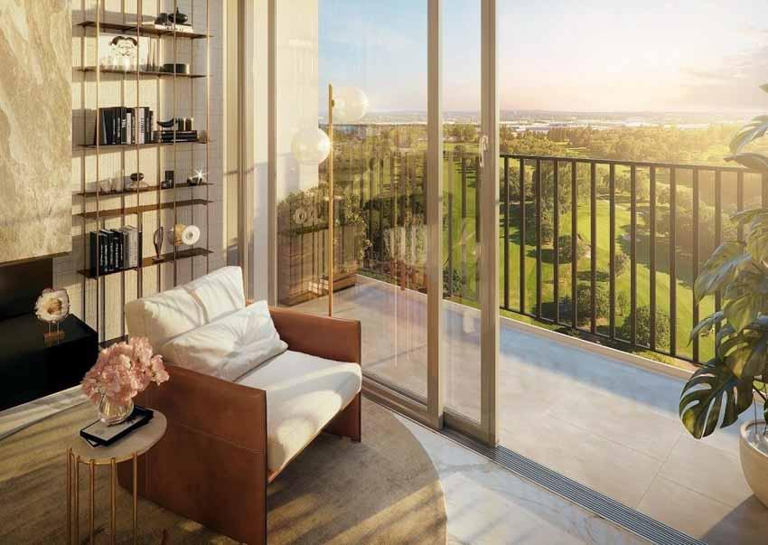 Tầm nhìn vô cực từ căn hộ Opal Skyline -2