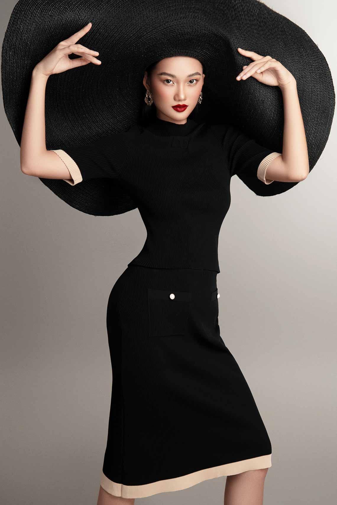 NTK Đỗ Mạnh Cường tư vấn 6 công thức mặc đẹp mùa cuối năm với trang phục dệt kim -10