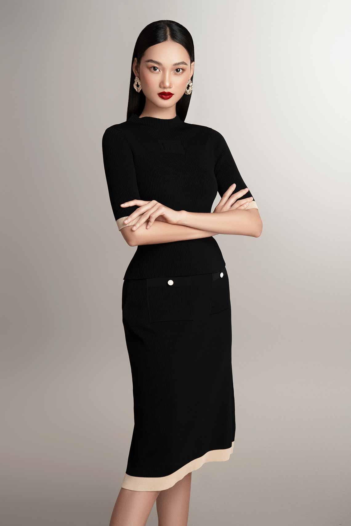 NTK Đỗ Mạnh Cường tư vấn 6 công thức mặc đẹp mùa cuối năm với trang phục dệt kim -11