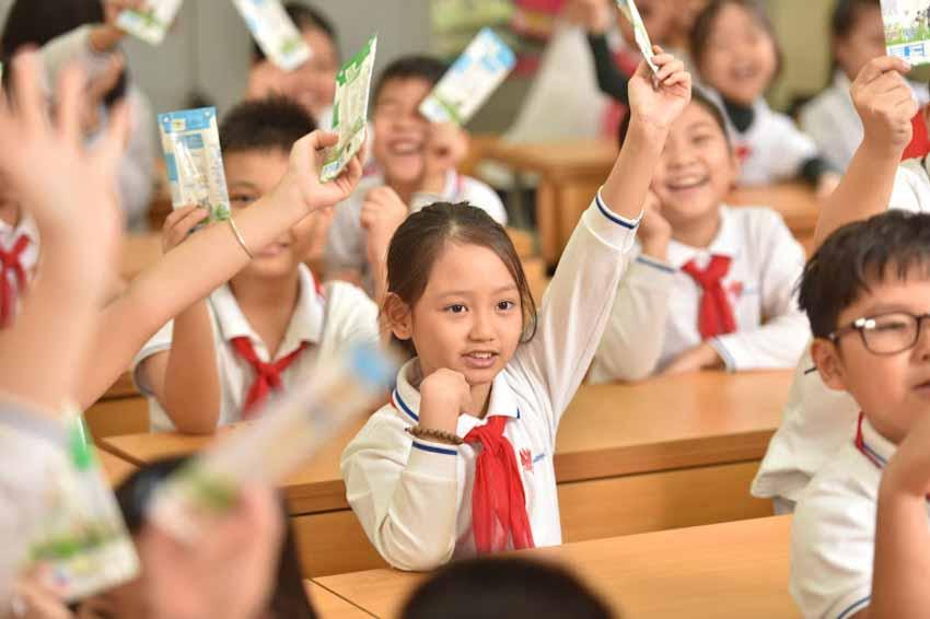 Tetra Pak tổ chức cuộc thi 'Cùng bé thu gom vỏ hộp giấy' -1