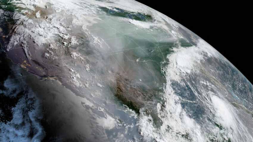 Điều gì ẩn nấp phía sau hiện tượng thời tiết cực đoan của năm 2020? -1