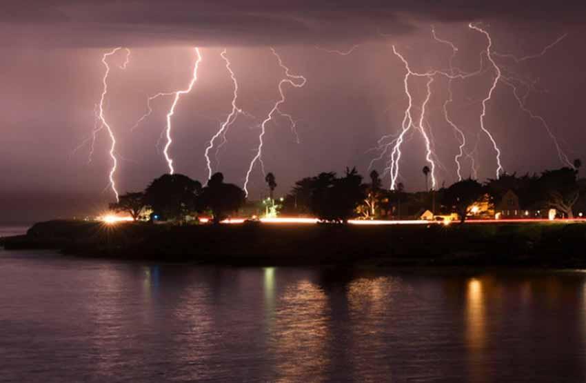 Điều gì ẩn nấp phía sau hiện tượng thời tiết cực đoan của năm 2020? -2