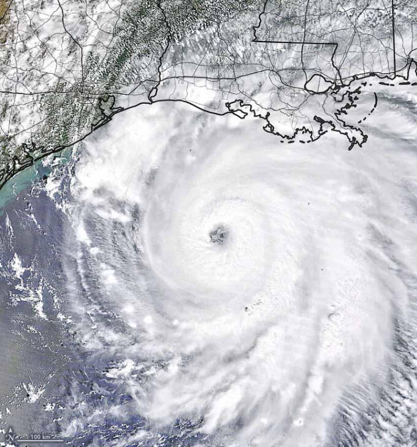 Điều gì ẩn nấp phía sau hiện tượng thời tiết cực đoan của năm 2020? -4