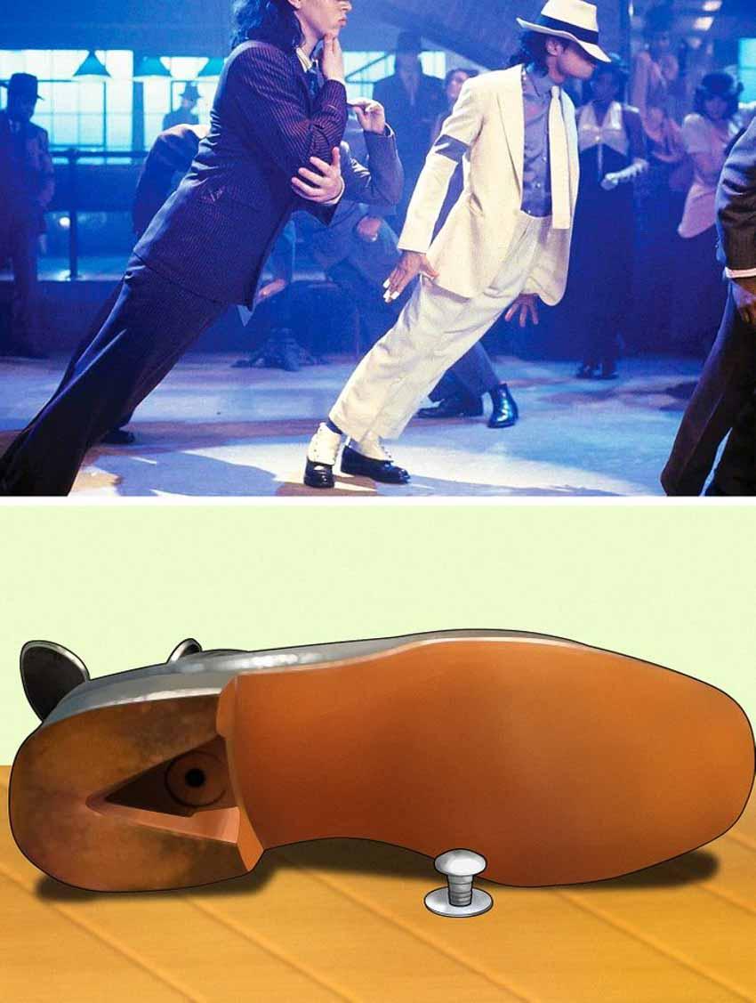 Tại sao Michael Jackson chỉ đeo một găng ở bàn tay phải? -4