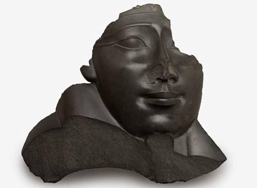 Tại sao các tác phẩm điêu khắc của Ai Cập cổ đại luôn bị gãy mũi? -3
