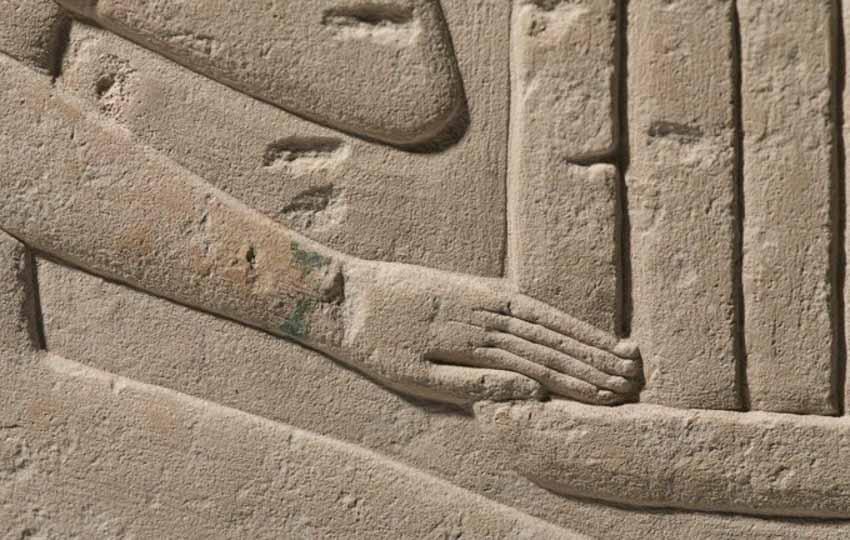 Tại sao các tác phẩm điêu khắc của Ai Cập cổ đại luôn bị gãy mũi? -5