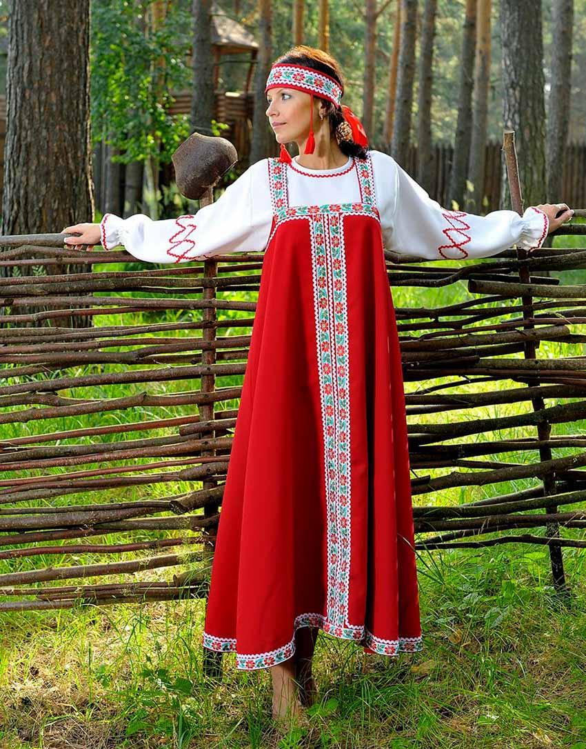 Nhiều nước vẫn mặc trang phục cổ truyền hàng ngày -7