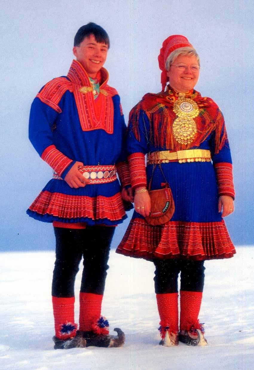 Nhiều nước vẫn mặc trang phục cổ truyền hàng ngày -10