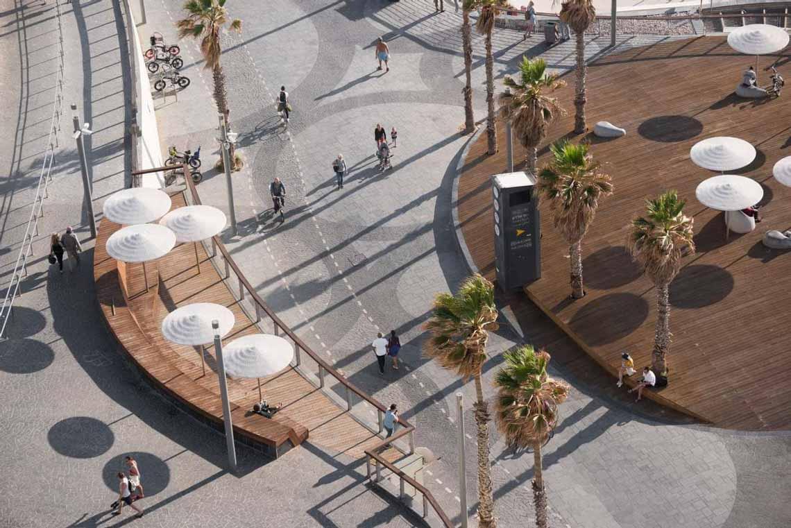 10 công trình dạo bộ ven biển giúp chống ngập cho các thành phố -10
