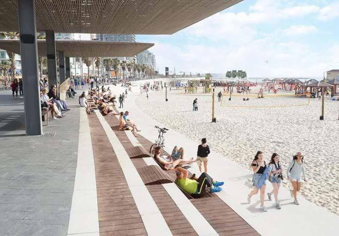 10 công trình dạo bộ ven biển giúp chống ngập cho các thành phố -11