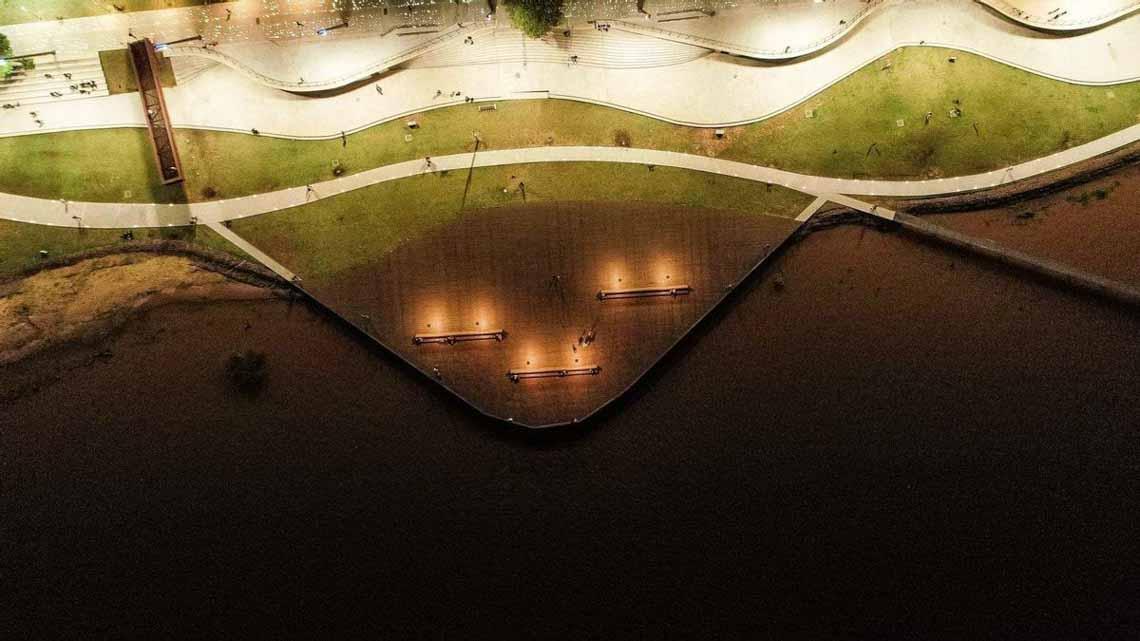 10 công trình dạo bộ ven biển giúp chống ngập cho các thành phố -14