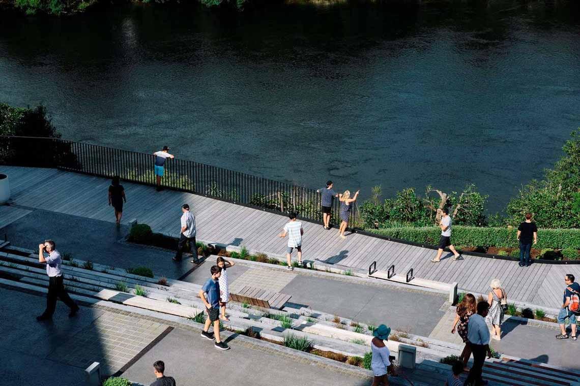 10 công trình dạo bộ ven biển giúp chống ngập cho các thành phố -16