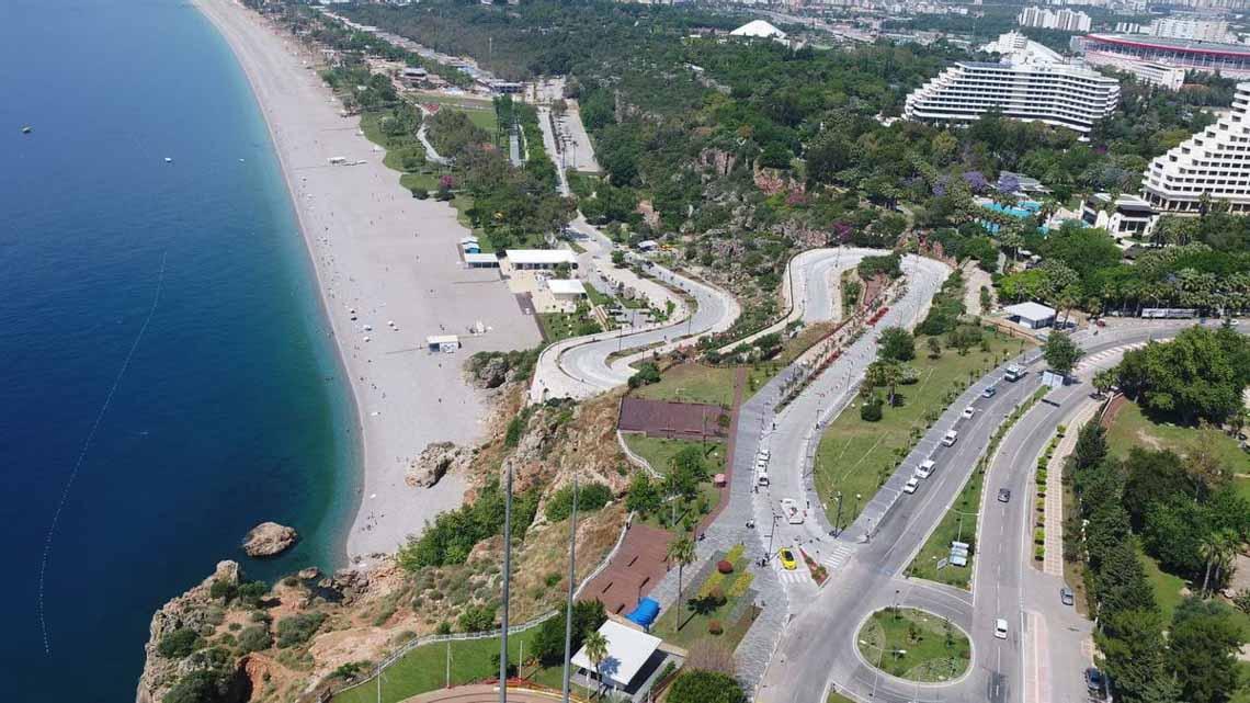 10 công trình dạo bộ ven biển giúp chống ngập cho các thành phố -19