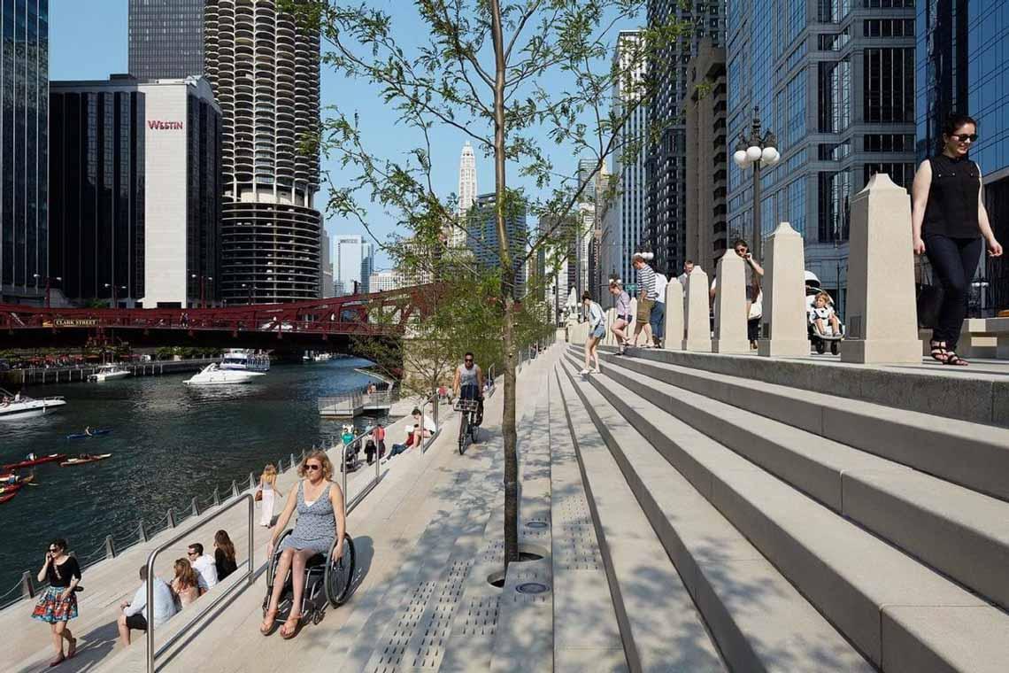 10 công trình dạo bộ ven biển giúp chống ngập cho các thành phố -22