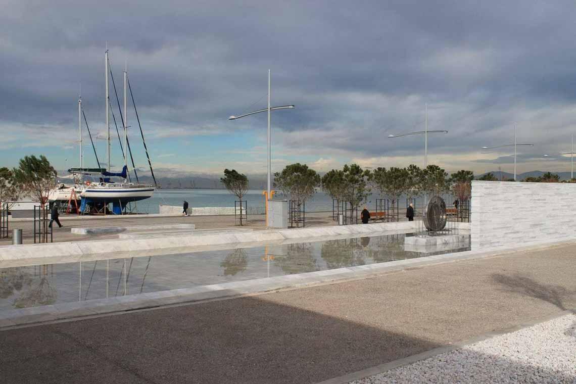 10 công trình dạo bộ ven biển giúp chống ngập cho các thành phố -26