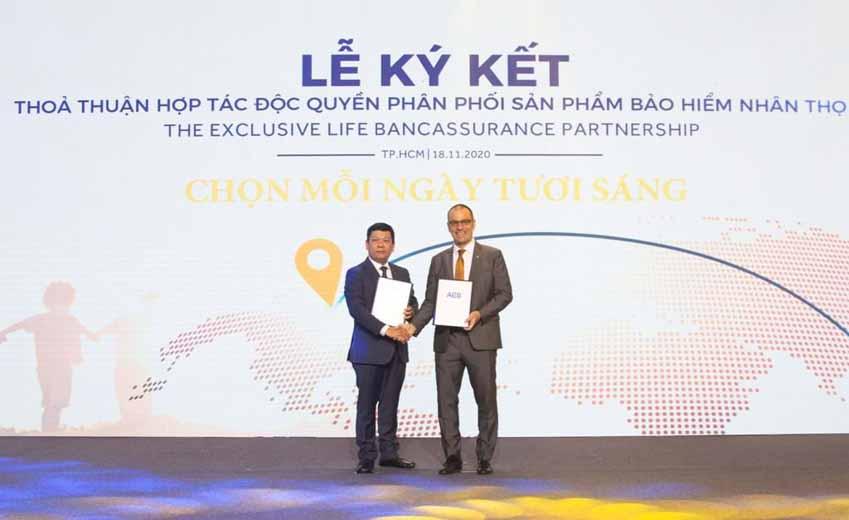 ACB 'bắt tay' Sun Life Việt Nam độc quyền phân phối bảo hiểm nhân thọ kéo dài 15 năm -2