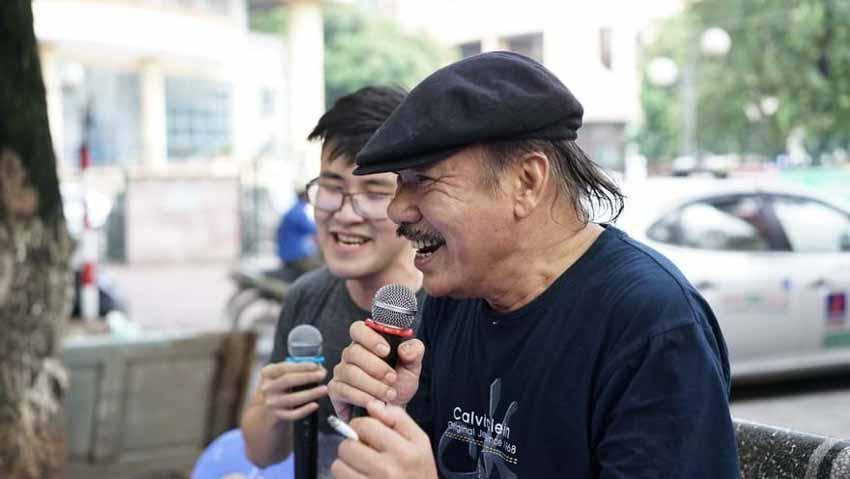 Ra mắt phim tài liệu âm nhạc về nhạc sĩ Trần Tiến -1