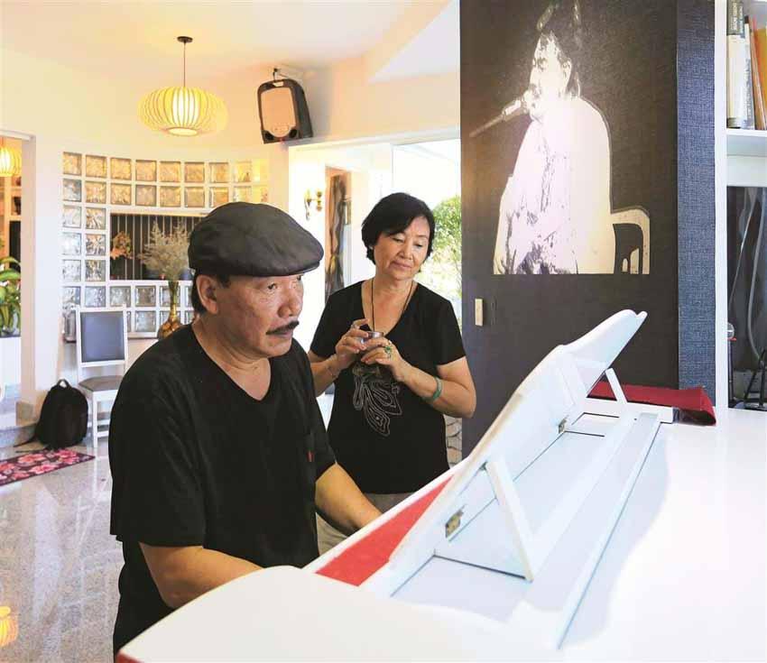 Ra mắt phim tài liệu âm nhạc về nhạc sĩ Trần Tiến -3
