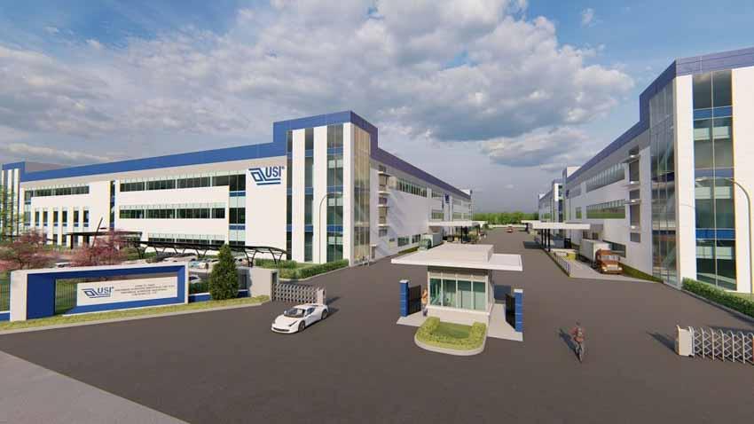 Universal Scientific Industrial xây nhà máy mới tại Hải Phòng -3