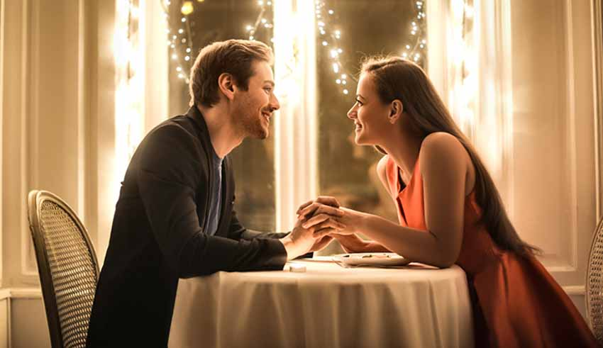 Làm sao để tự tin khi hẹn hò? -1