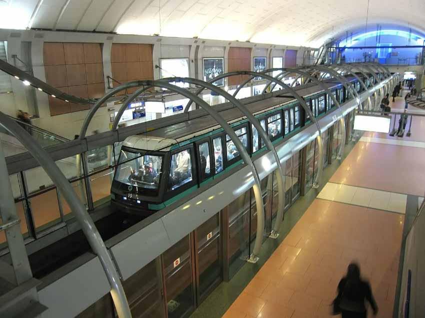 Metro Paris và những trạm dừng rất ấn tượng -2