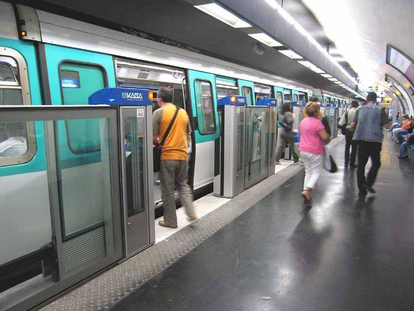 Metro Paris và những trạm dừng rất ấn tượng -3