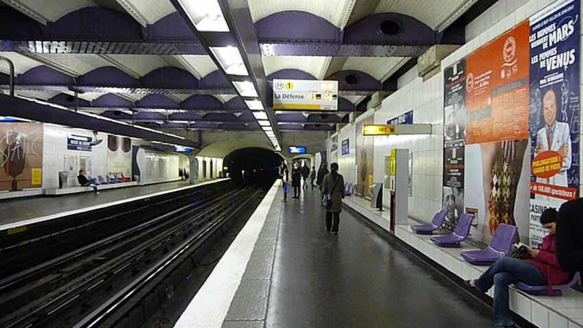 Metro Paris và những trạm dừng rất ấn tượng -7