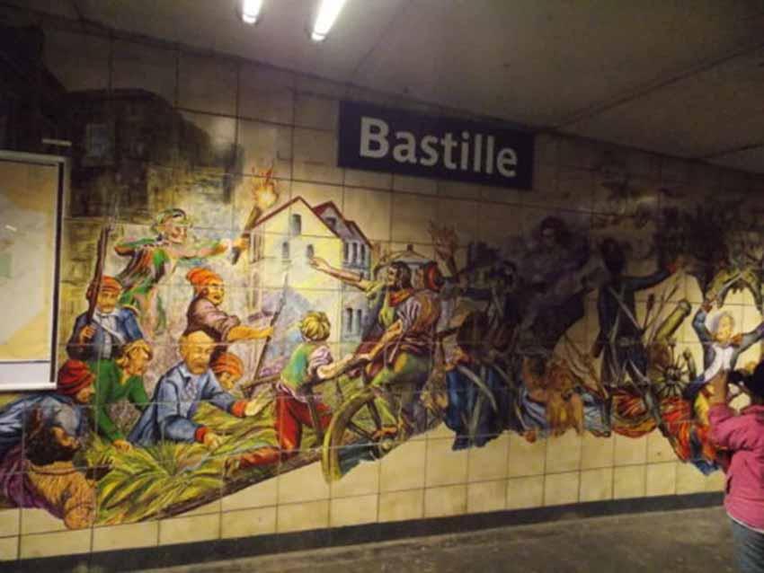 Metro Paris và những trạm dừng rất ấn tượng -8