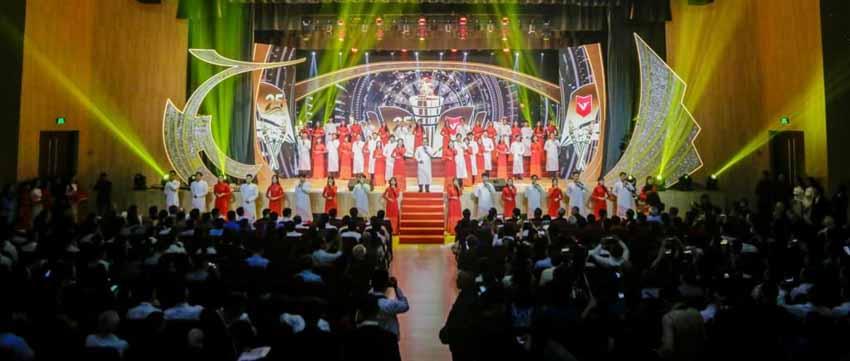 Đại học Văn Lang đón nhận Huân chương Lao động hạng Ba -2
