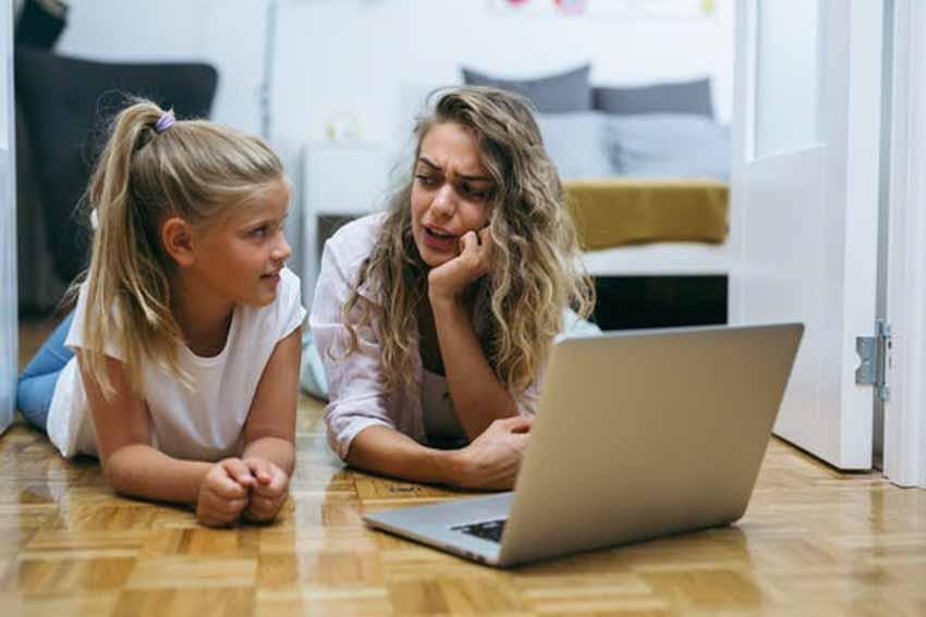3 cách giúp trẻ suy nghĩ chín chắn về tin tức -1