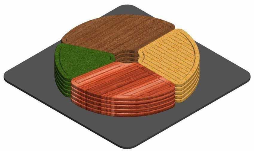 Thực phẩm in 3D và trí tuệ nhân tạo -7