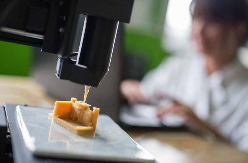 Thực phẩm in 3D và trí tuệ nhân tạo -8