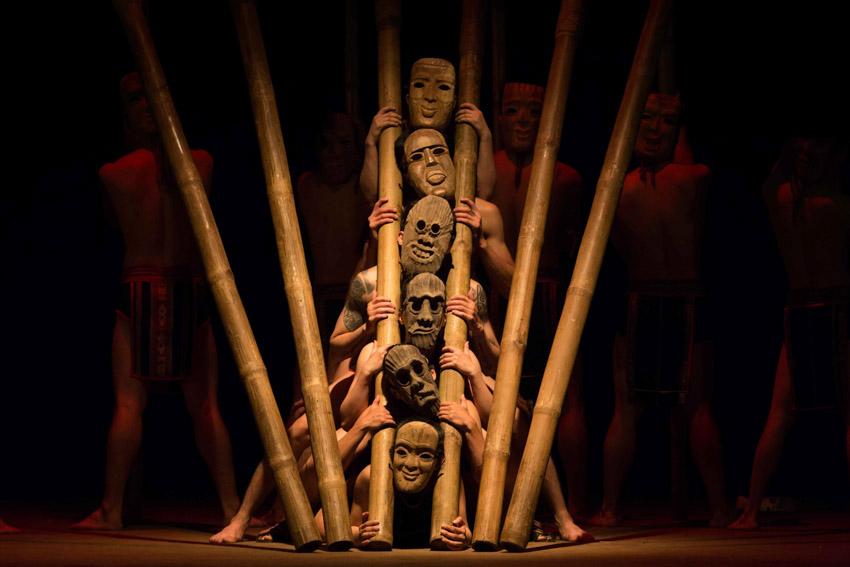 Xiếc tre Việt Nam: Đưa cuộc sống bình dị vào nghệ thuật xiếc- 13