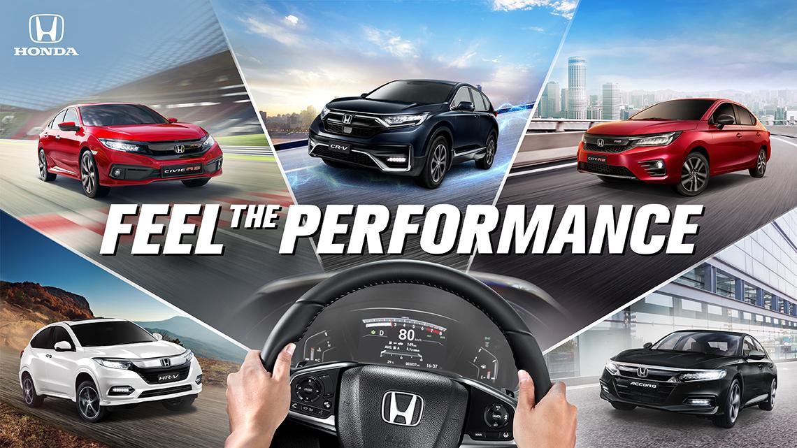 Honda khởi động chiến dịch quảng bá thương hiệu 'Feel The Performance' - 10