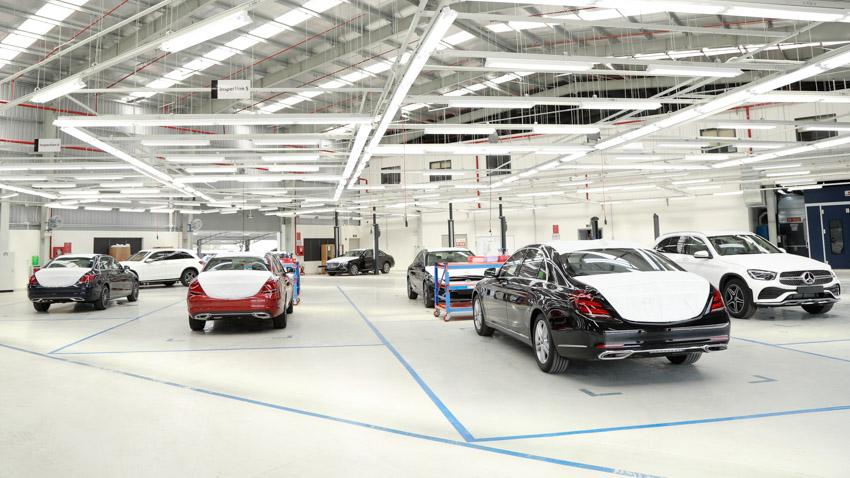Mercedes-Benz Việt Nam kỷ niệm 25 năm thành lập - 7