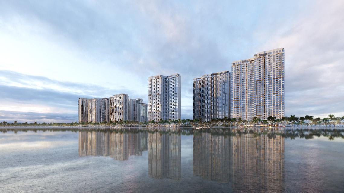 Dự án Masteri Centre Point với 5000 căn hộ, nằm ngay trung tâm khu vực quận 9