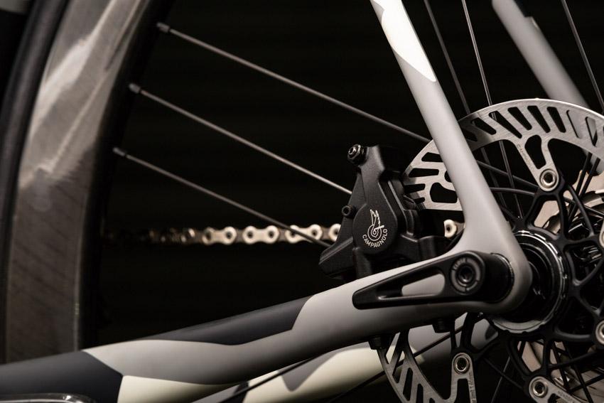 Lamborghini và Cervélo đã tạo ra một chiếc xe đạp tinh tế như Aventador-5