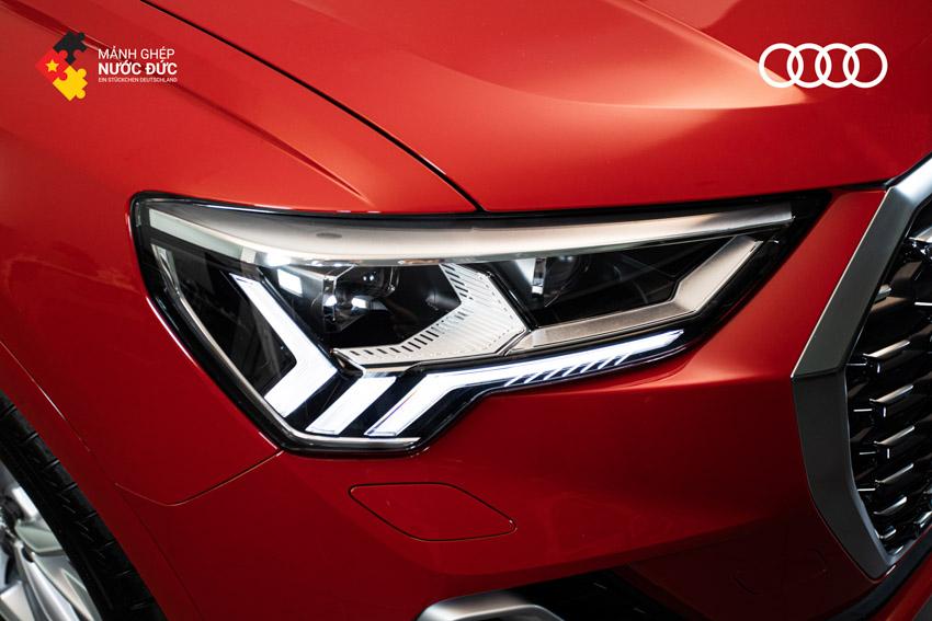 """Audi Q3 Sportback giành danh hiệu """"Autonis"""" cho hạng mục SUV nhỏ gọn 2020- 2"""