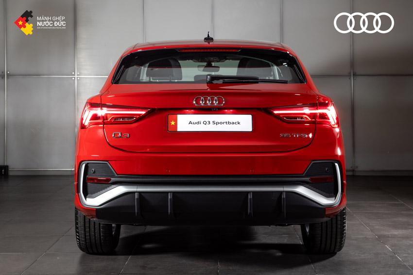"""Audi Q3 Sportback giành danh hiệu """"Autonis"""" cho hạng mục SUV nhỏ gọn 2020-3"""